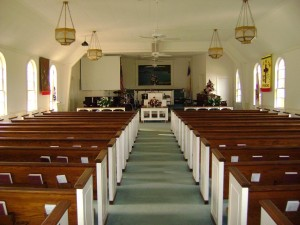 PH Church Interior