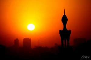 Islam scene