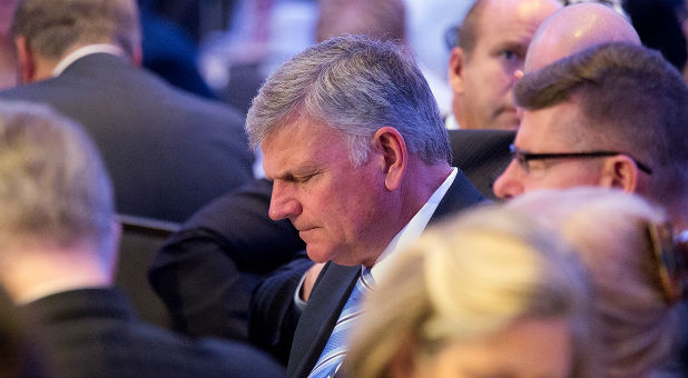 Franklin Graham National-Prayer-Breakfast
